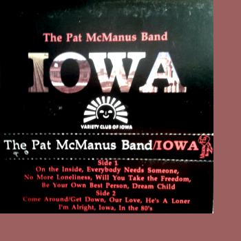Pat McManus - Iowa