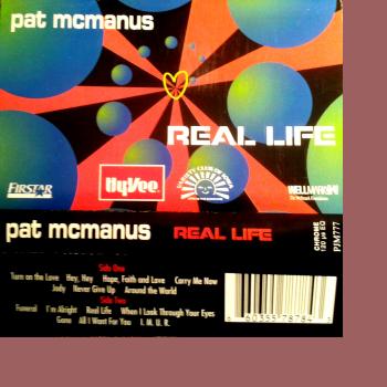Pat McManus - Real Life